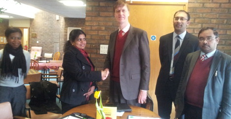 2012-02-10 Meeting with Shadow Minister Rt.Hon.Stephen Timms MP.