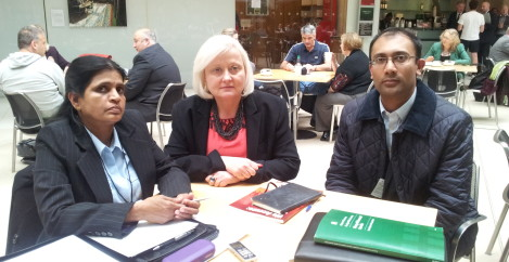 2012-04-16 Meeting with Hon Siobhan Mc Donah MP.