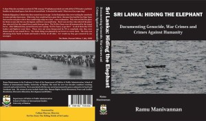 SRILANKA  HIDING THE  ELEPHANT  BOOK