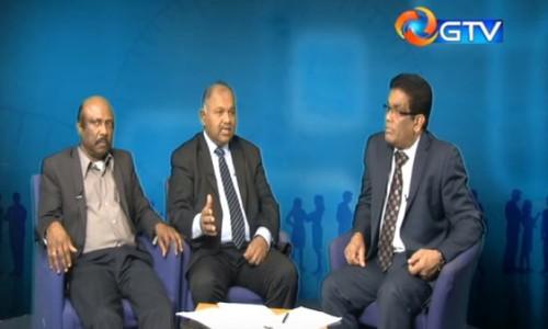 SriLanka Monitoring and Accountability Panel Introduction ( MAP ) at GTV