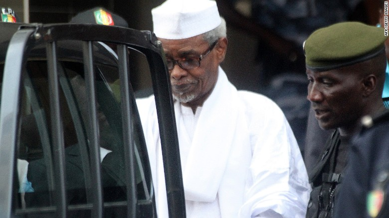 Conviction of Chad leader for Crimes against Humanity – Will Sri Lanka reverse the trend? TGTE