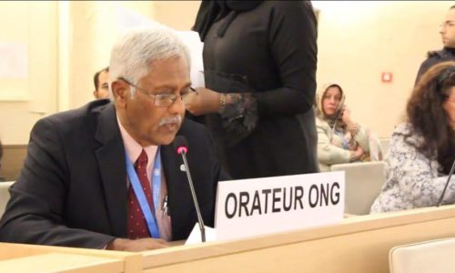 TGTE calls for referal of Sri Lanka to the UN General Assembly !