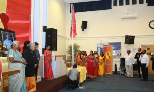 லண்டனில் பெருமளவான மக்களுடன் நடைபெற்ற தமிழீழப் பெண்கள் எழுச்சி நாள் நிகழ்வு!