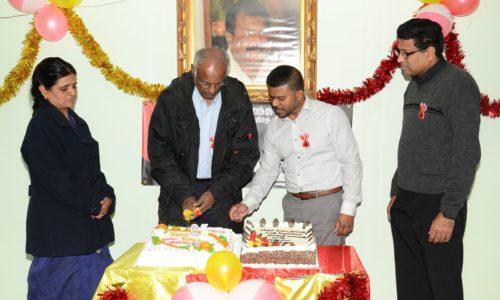தேசிய தலைவர் மேதகு வேலுப்பிள்ளை பிரபாகரன் அவர்களின் 63வது பிறந்தநாள்!